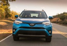 Toyota RAV4 2016 Hybrid - Bảng giá xe Toyota
