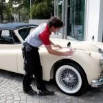 Tự tay chăm sóc xe