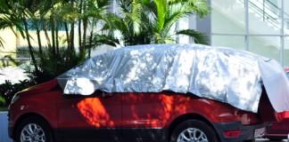 Chống nóng cho xe hơi