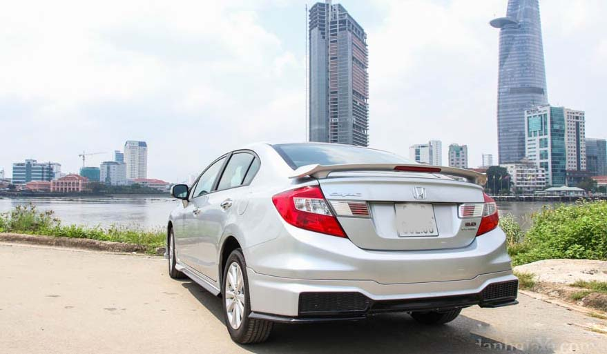 Honda Civic 2016 (17)