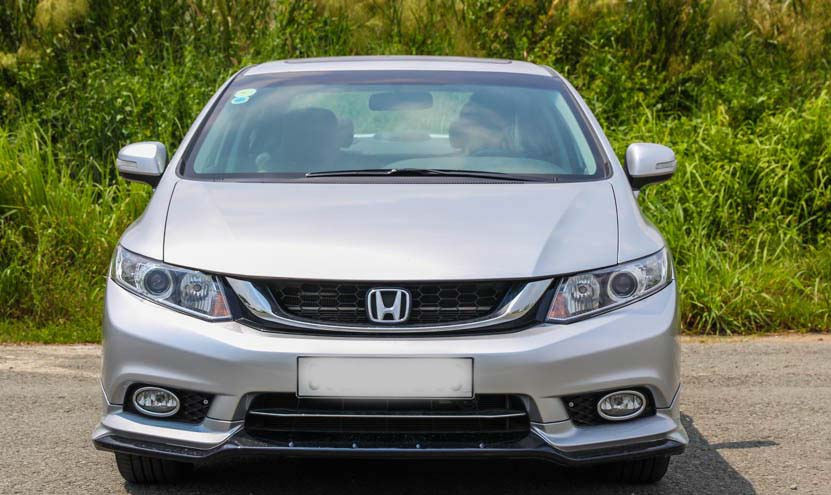 Honda Civic 2016 2.0