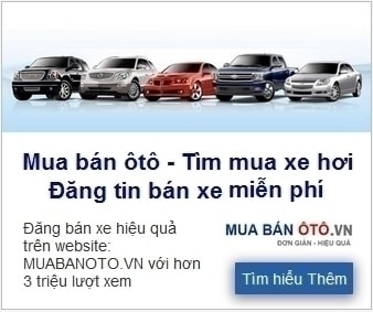 Mua bán ô tô - Tìm mua xe hơi - Đăng tin miễn phí